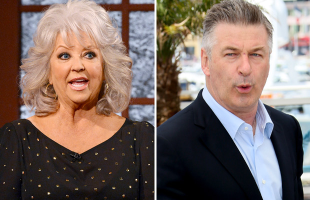 Paula Deen/Alec Baldwin (FilmMagic/Getty Images)