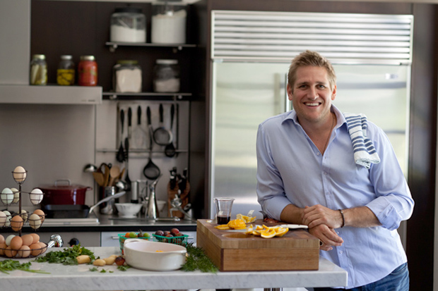 Curtis Stone talks to omg!. (The Brooks Group)