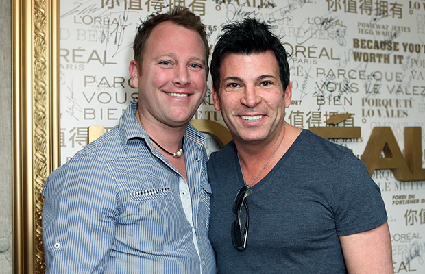 Ryan Jurica and David Tutera (Getty Images)