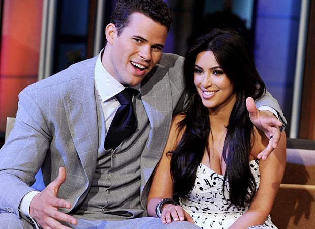 Kris Humphries and Kim Kardashian (WireImage)