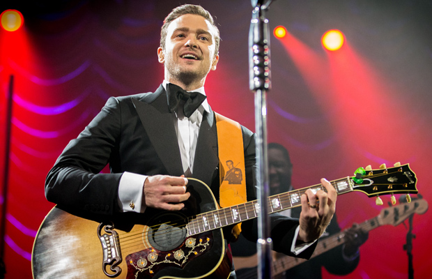 Justin Timberlake (Christopher Polk/Getty Images)