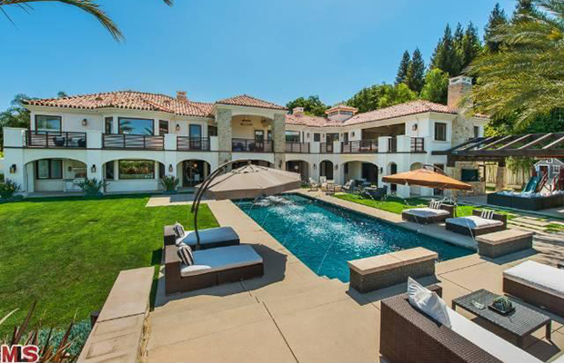 Kevin James' estate is for sale for $5.5 Million (Redfin)