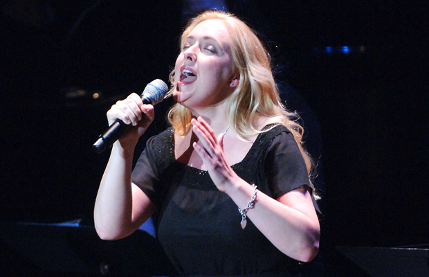 Mindy McCready performing in 2008. (Brad Barket/WireImage)