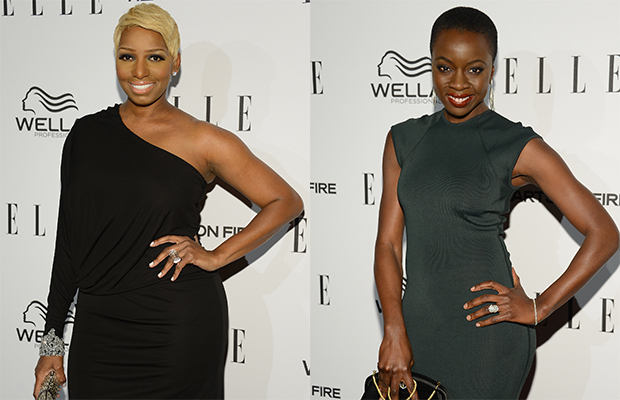Nene Leakes, Danai Gurira (Getty Images)