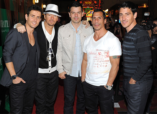 New Kids on the Block are still rocking after all these years. (Angela Weiss/WireImage)