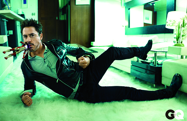 Robert Downey Jr. (GQ)