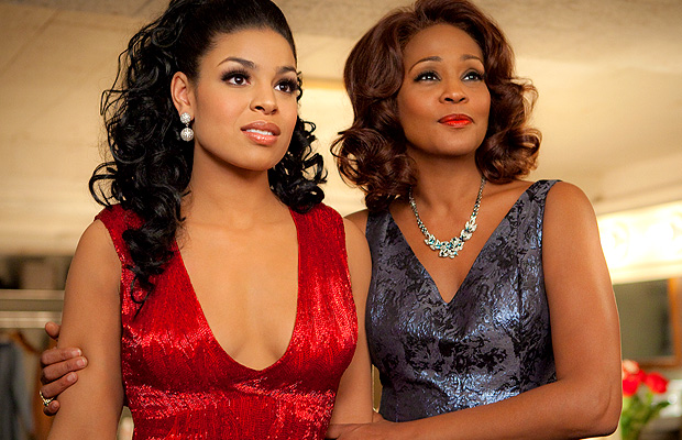 Jordin and Whitney in 'Sparkle' (Sony Pictures)