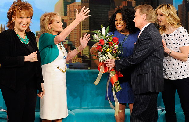 Barbara Walters returns to 'The View' Monday (ABC)