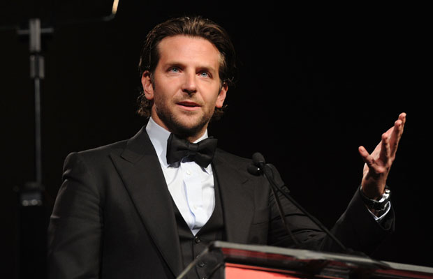 Bradley Cooper at the Palm Springs Film Festival. (Jason Merritt/Getty Images)