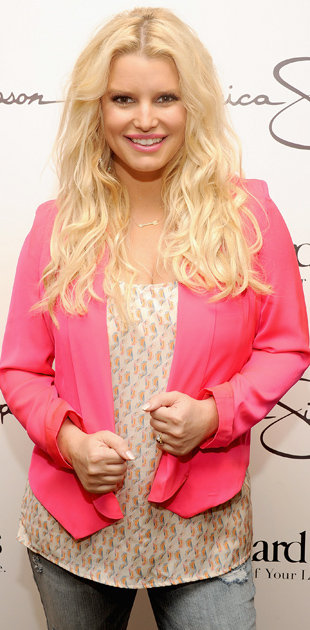 Jessica Simpson (Jamie McCarthy/Getty Images)