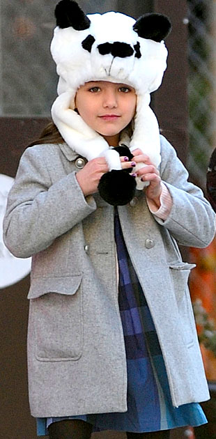 Suri Cruise (Splash News)