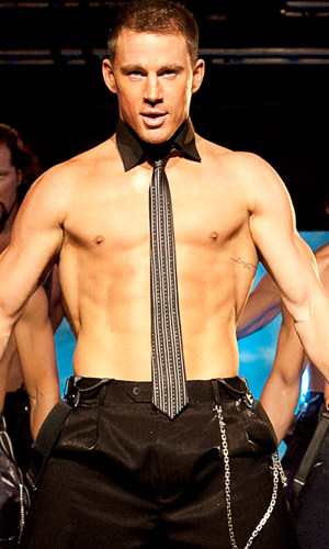 Channing Tatum as Magic Mike (Warner Bros)