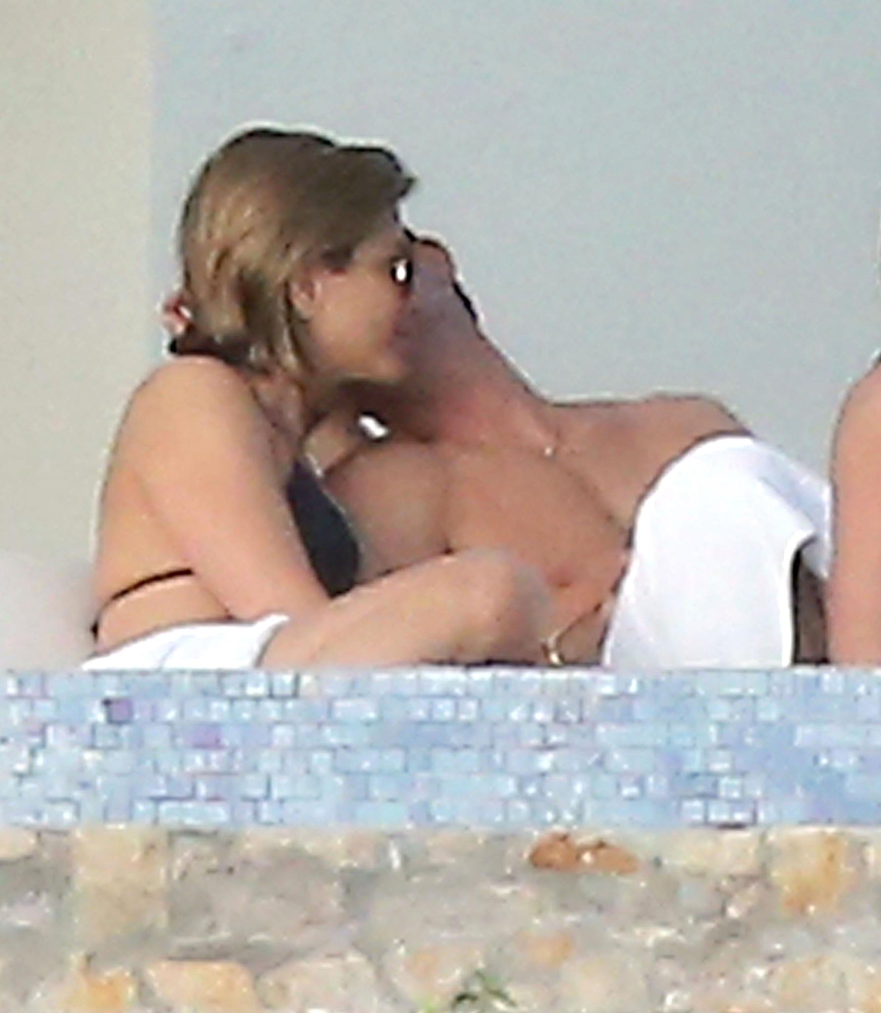 Jennifer Aniston and Justin Theroux (FameFlynet)