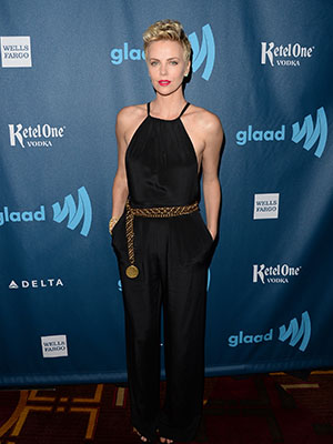 Charlize Theron (Getty Images)