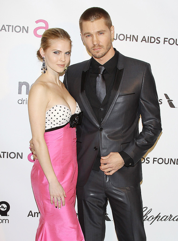 Chad Michael Murray and Kenzie Dalton (Getty Images)