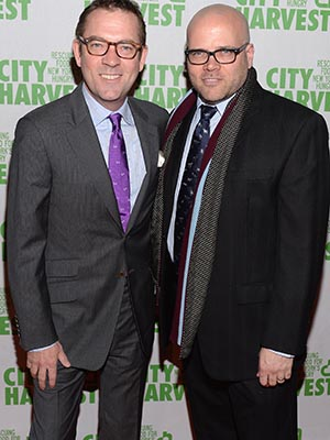 Ted Allen and Barry Rice (Getty Images)