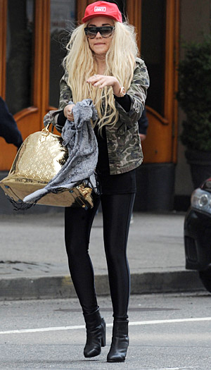 Amanda Bynes in NYC on April 16, 2013 (Splash News)