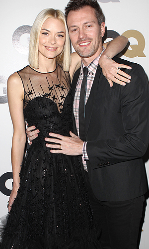 Jaime King and Kyle Newman (Getty Images)