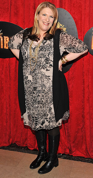 Lisa Lampanelli in April 2012.