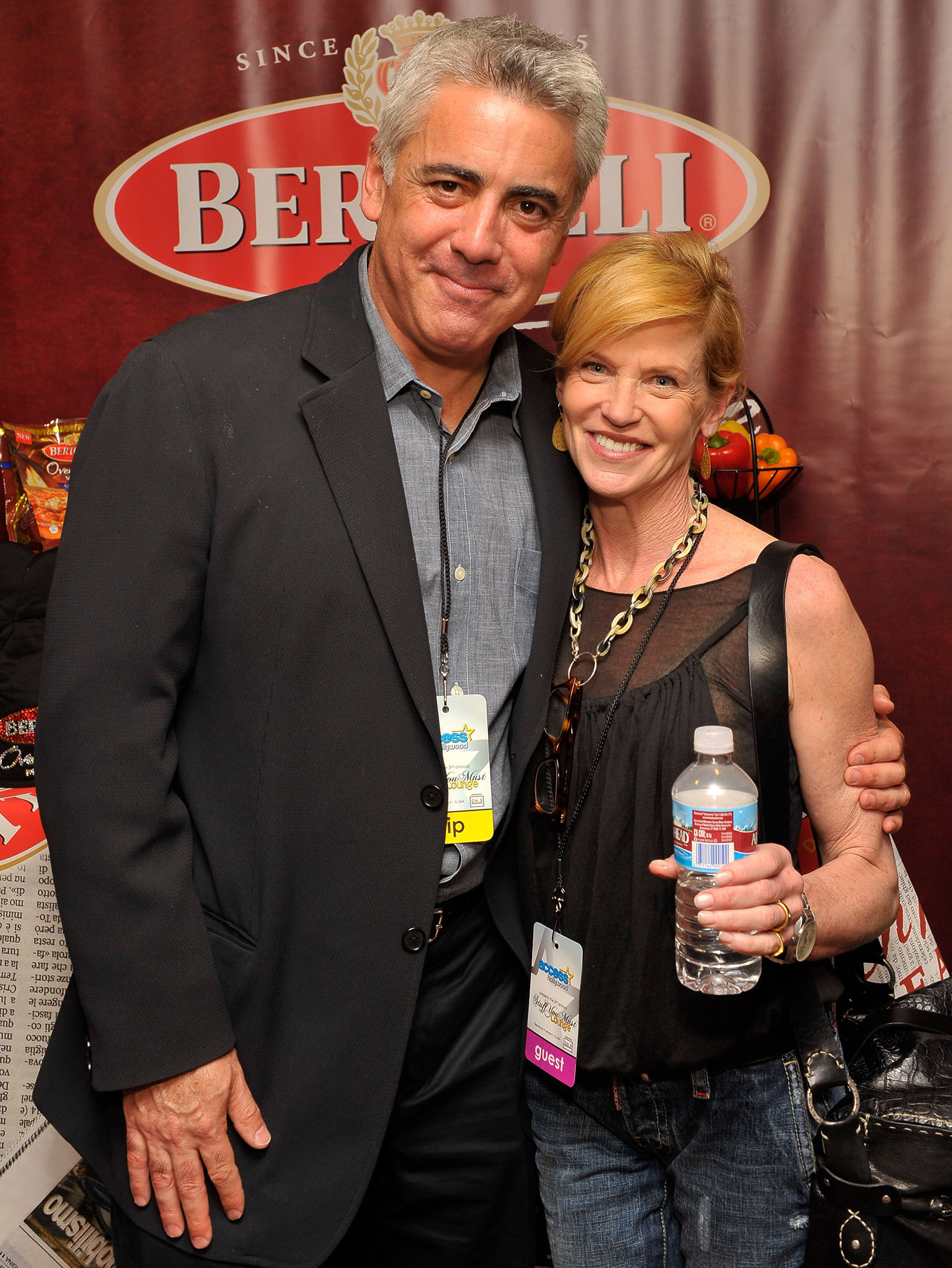 Adam Arkin and Phyllis Lyons (WireImage)