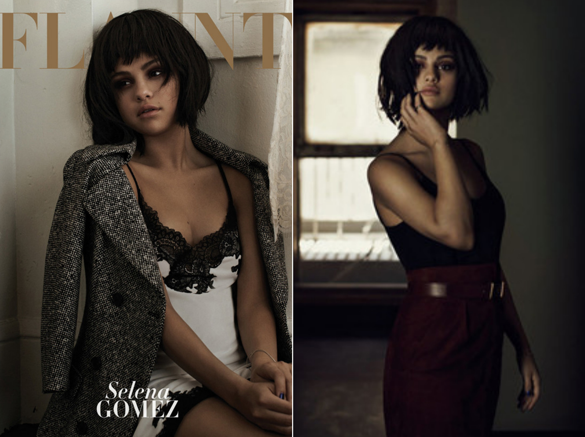 Remarkable, useful Selena gomez flaunt what time?