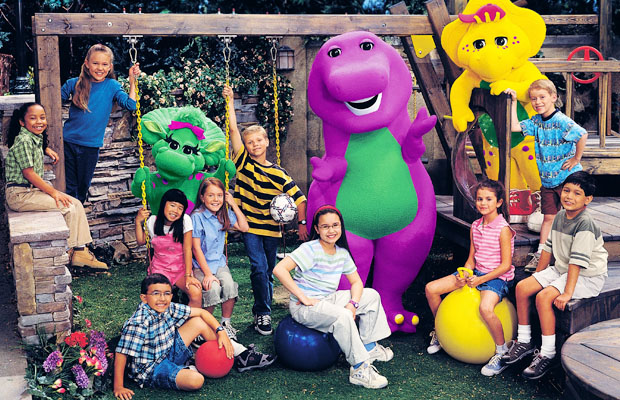 'Barney & Friends' (Everett)