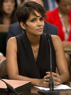 Halle Berry on June 25 (Getty Images)