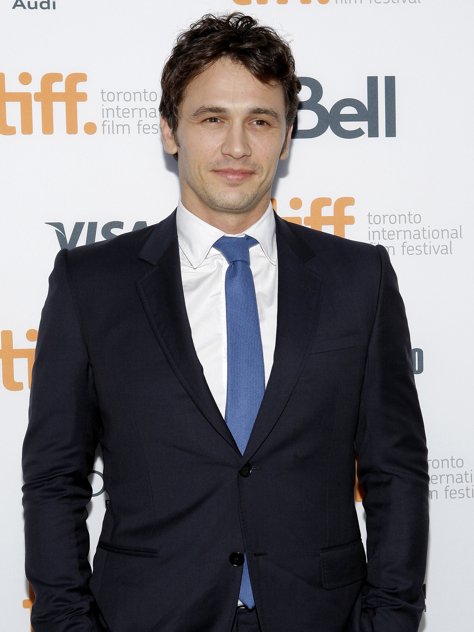 James Franco in Toronto (Getty Images)