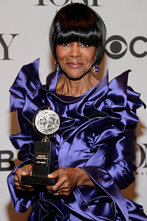 Cicely Tyson (Kevin Mazur/WireImage for Tony Awards Productions)