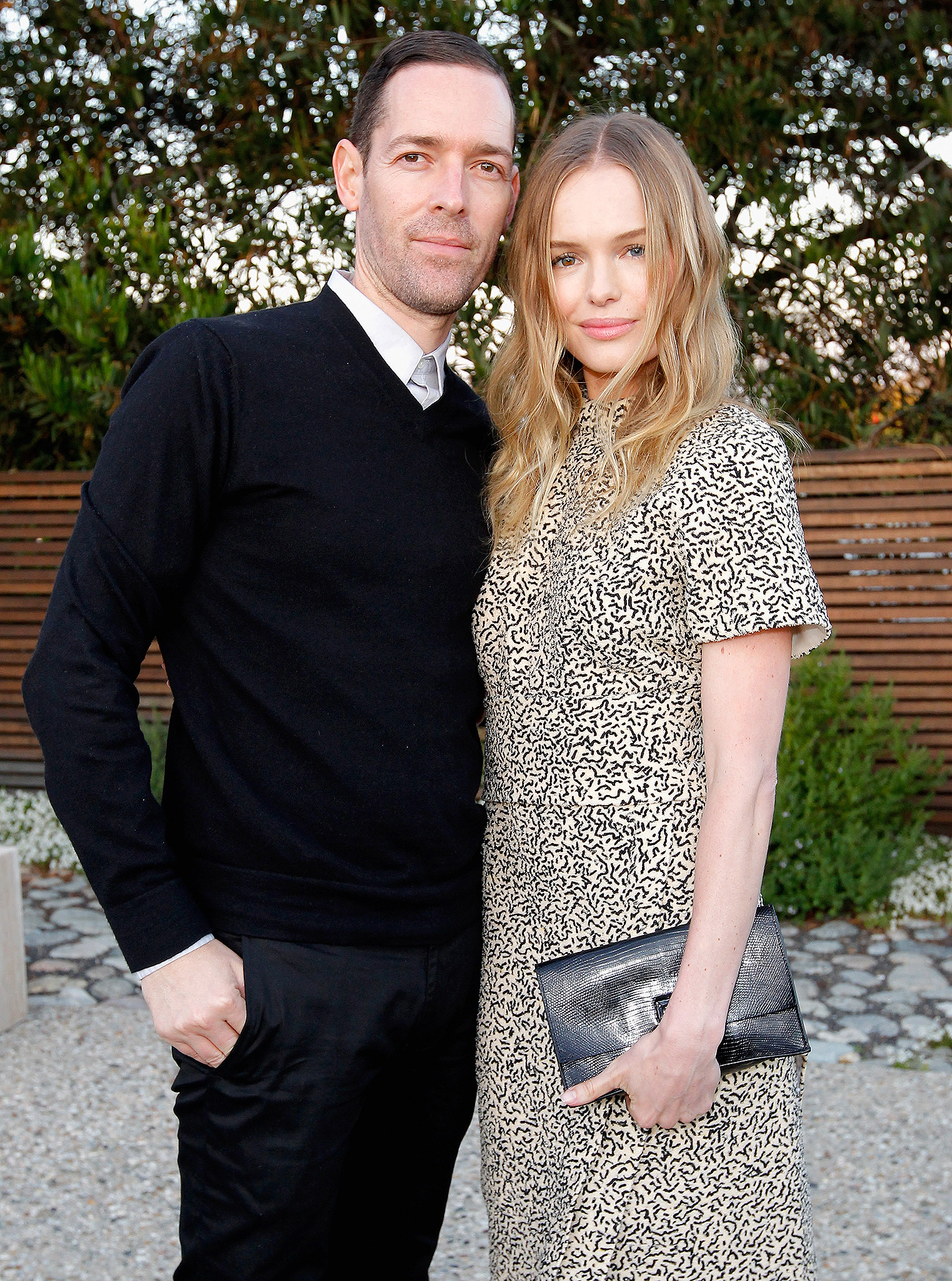 Kate Bosworth and Michael Polish (WireImage)