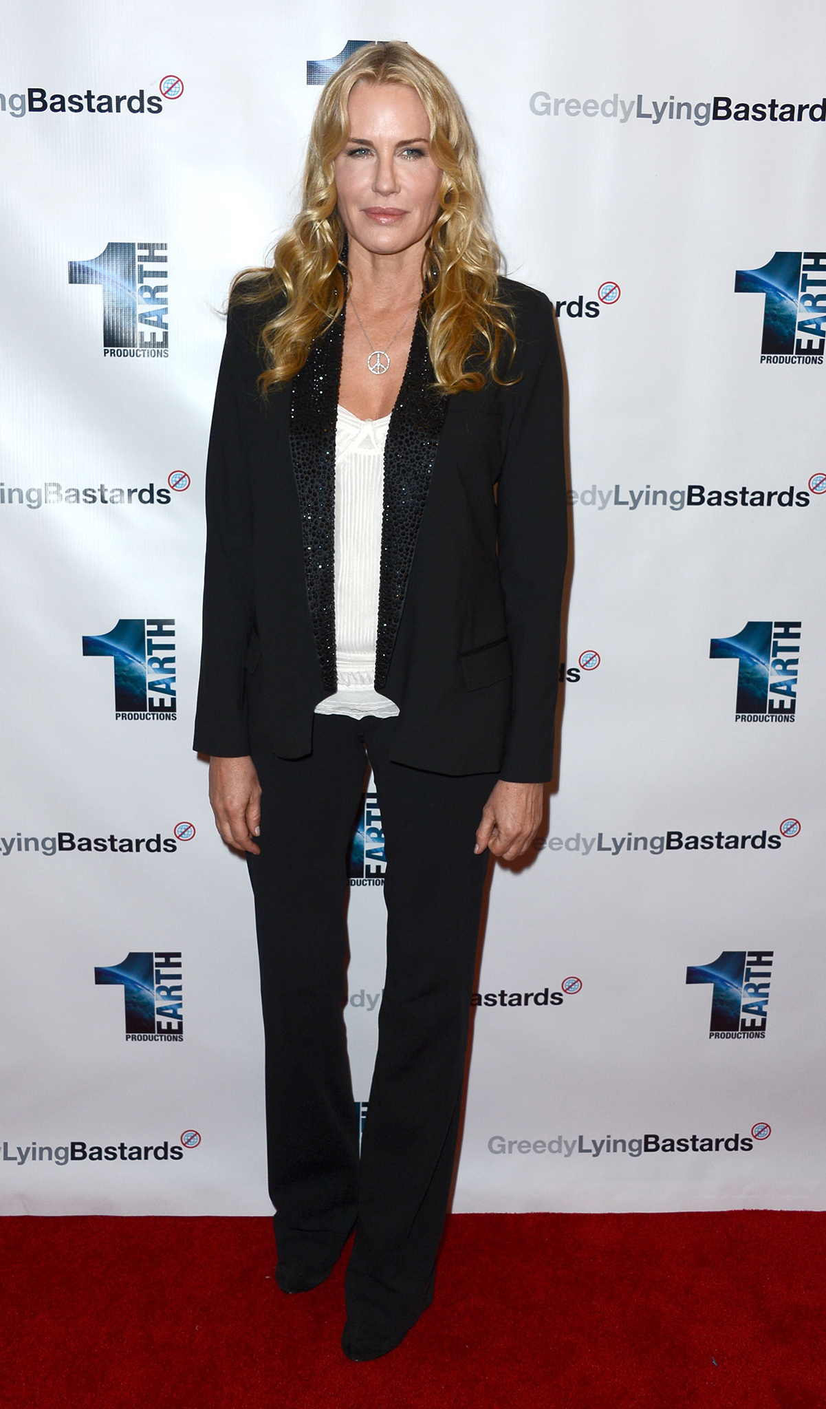 Daryl Hannah at a movie screening in March. (Getty Images)
