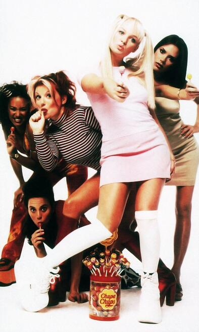 The Spice Girls (Twitter)