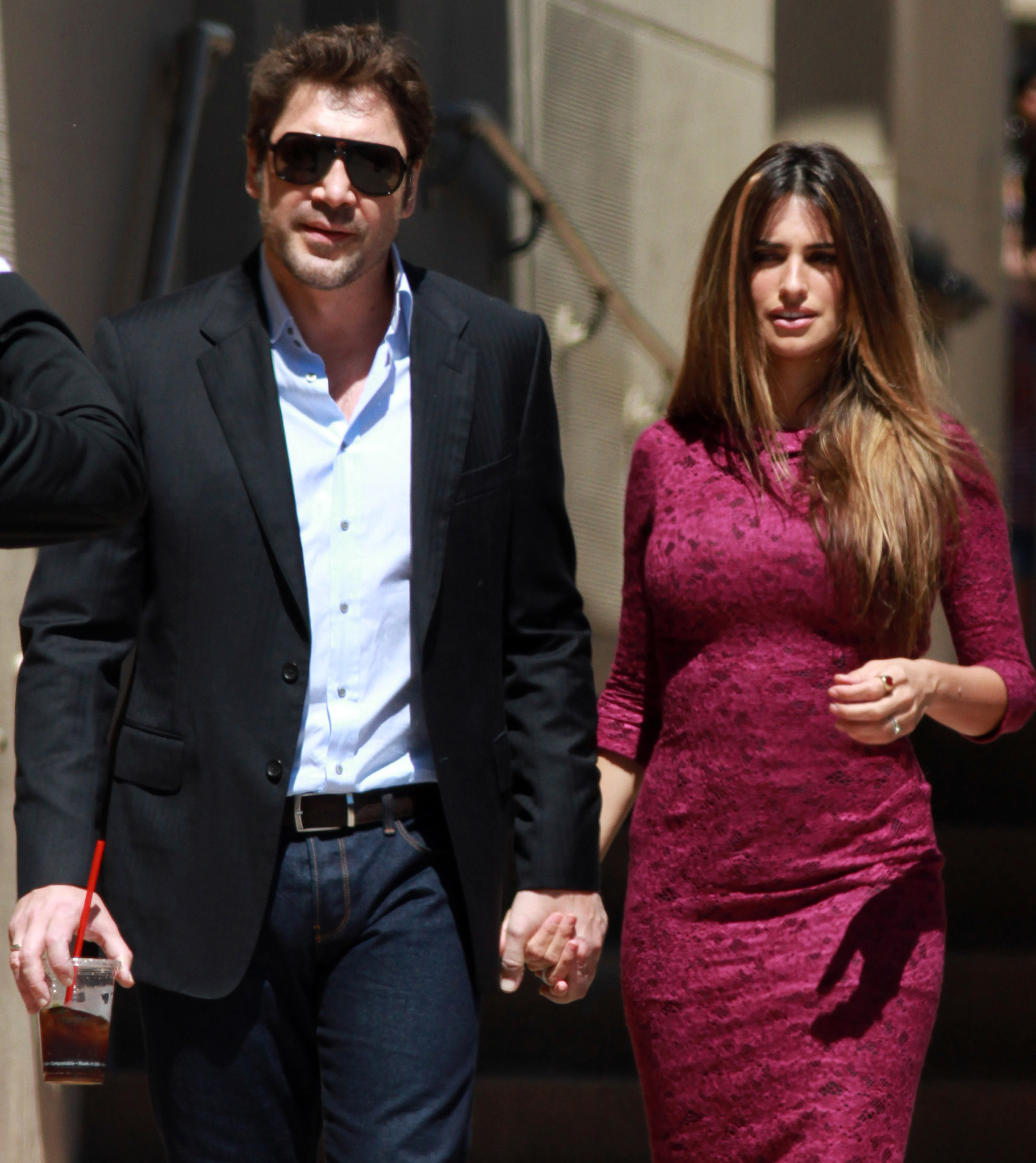 Javier Bardem and Penélope Cruz (Splash News)