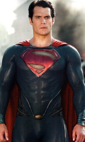 Henry Cavill as Superman (Warner Bros)