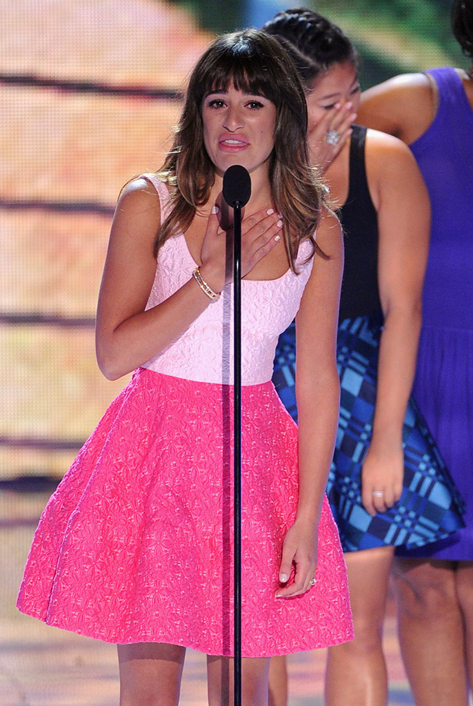 Lea Michele (Kevin Winter/Getty Images)