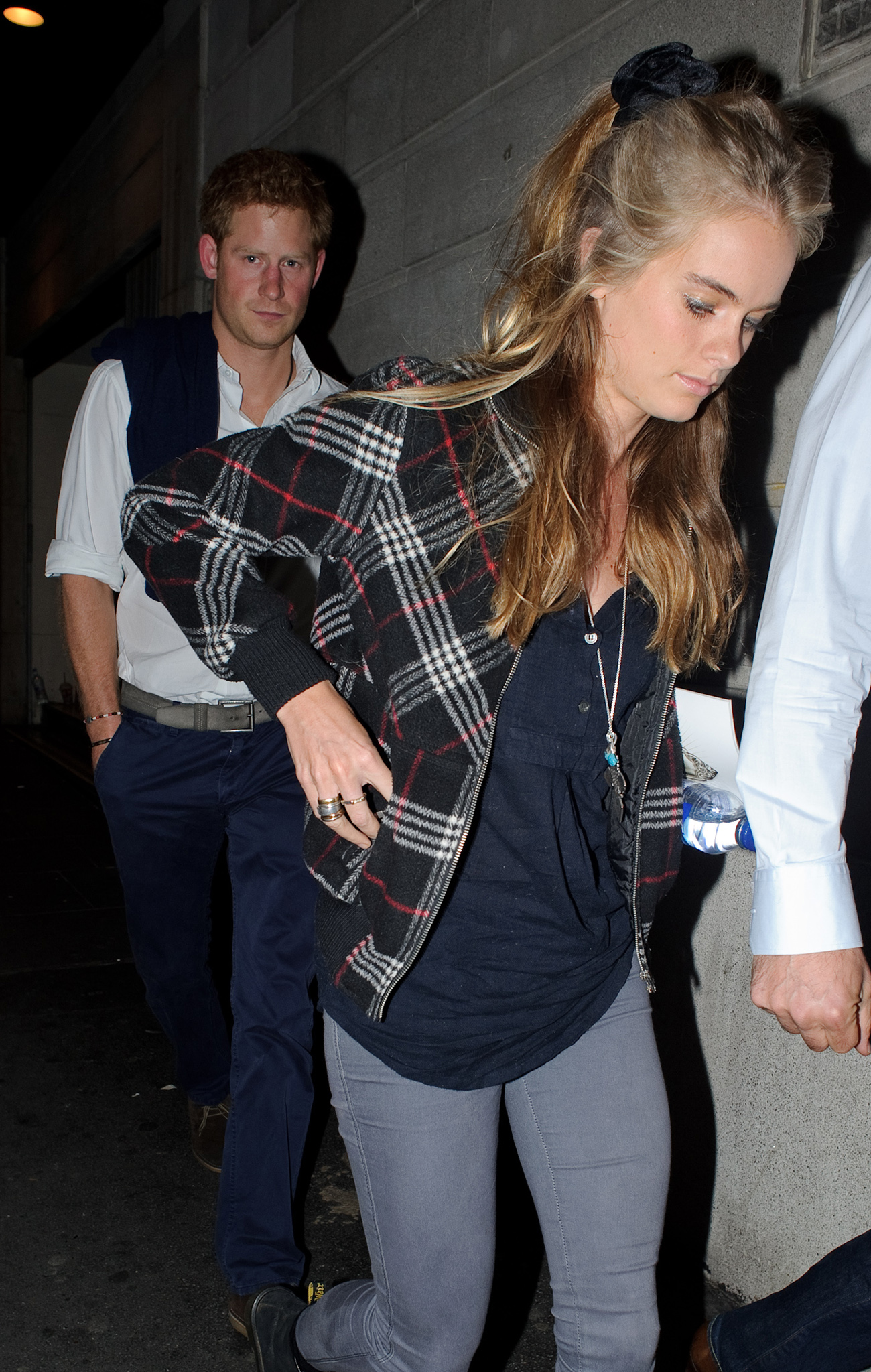 Prince Harry and Cressida Bonas (Splash News)