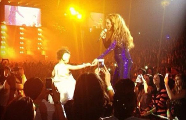Beyonce and Blue Ivy (YouTube)