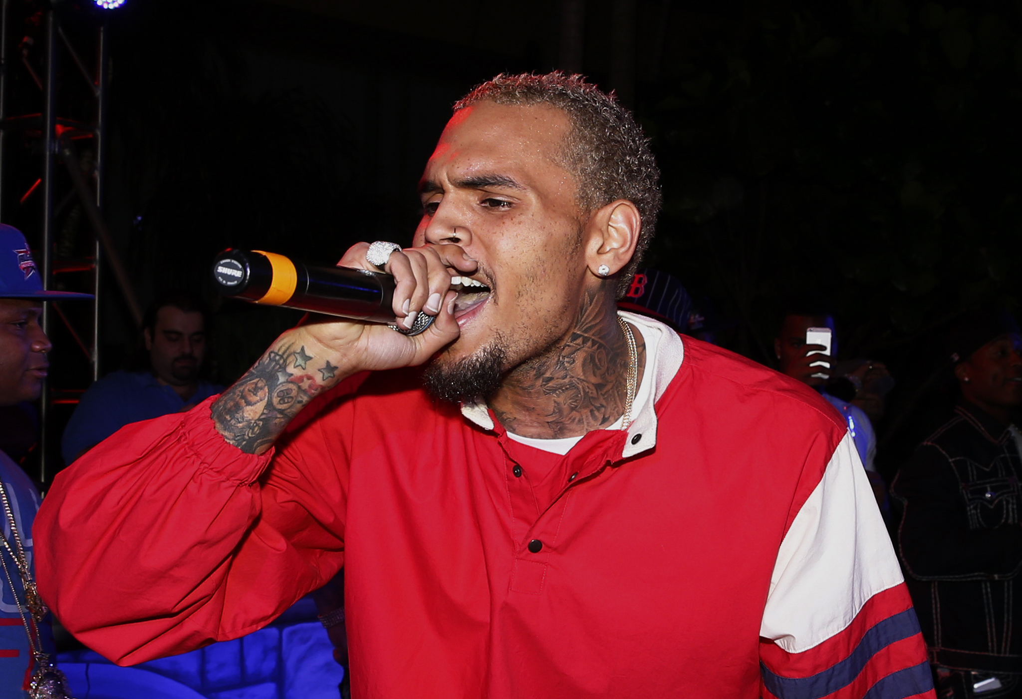 Chris Brown (Splash)