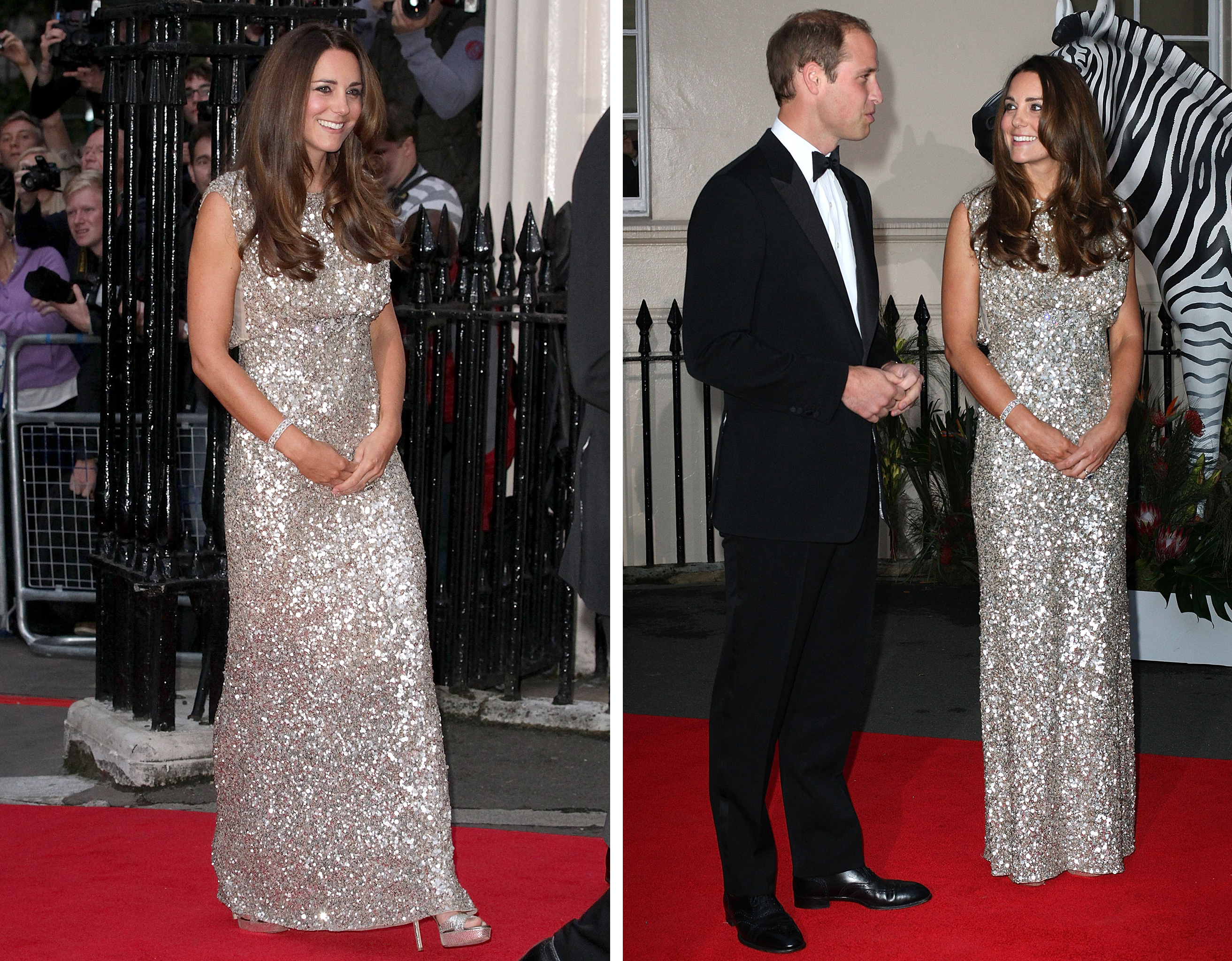Kate Middleton 1st Pics After Prince Louis Appearance She