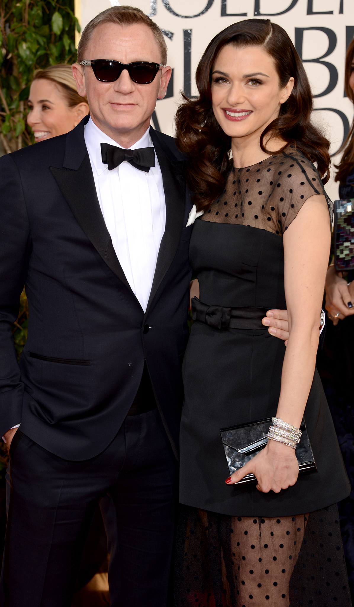Daniel Craig and Rachel Weisz (Getty Images)