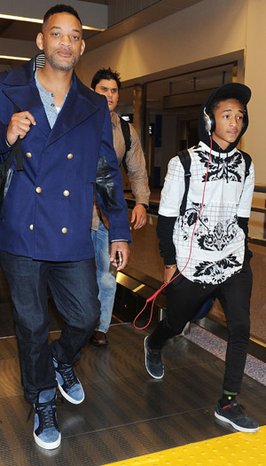 Will and Jaden Smith (Getty Images)