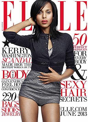 Kerry Washington Reveals Her Original Dream Job