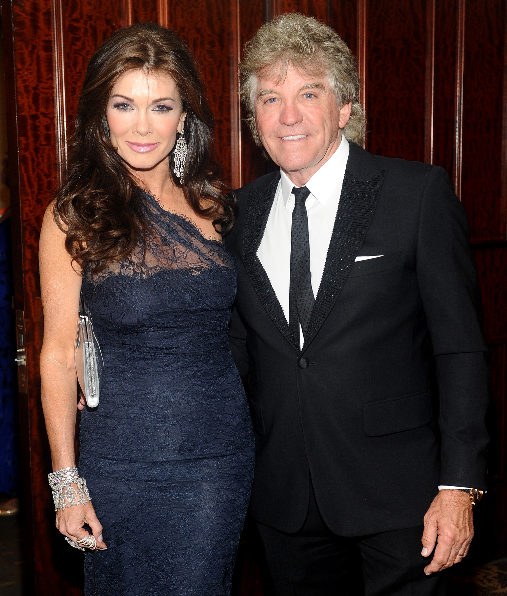 Lisa Vanderpump and Ken Todd (Getty Images)
