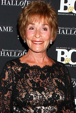 Judge Judy (Getty Images)