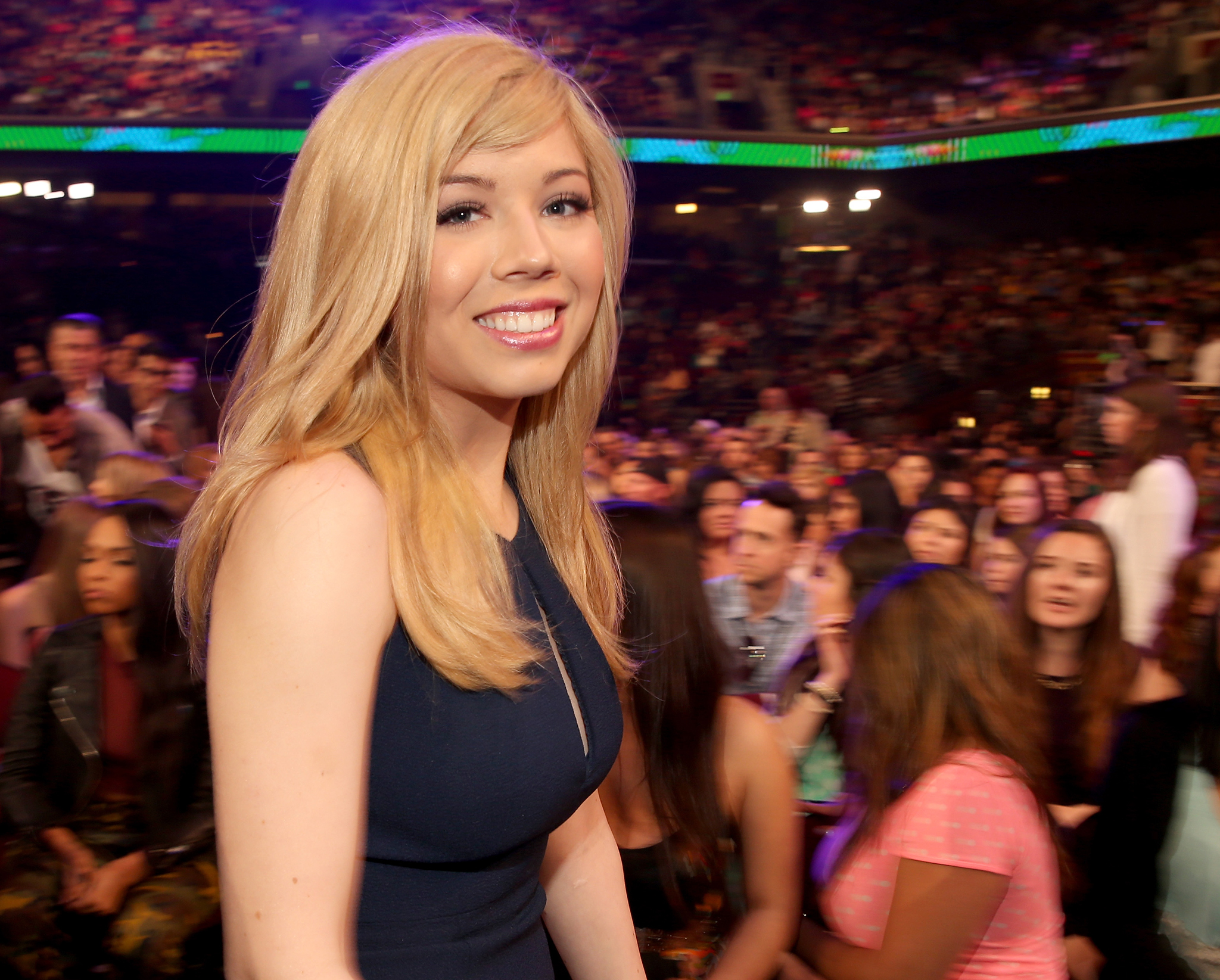 Jennette McCurdy. (Getty Images)