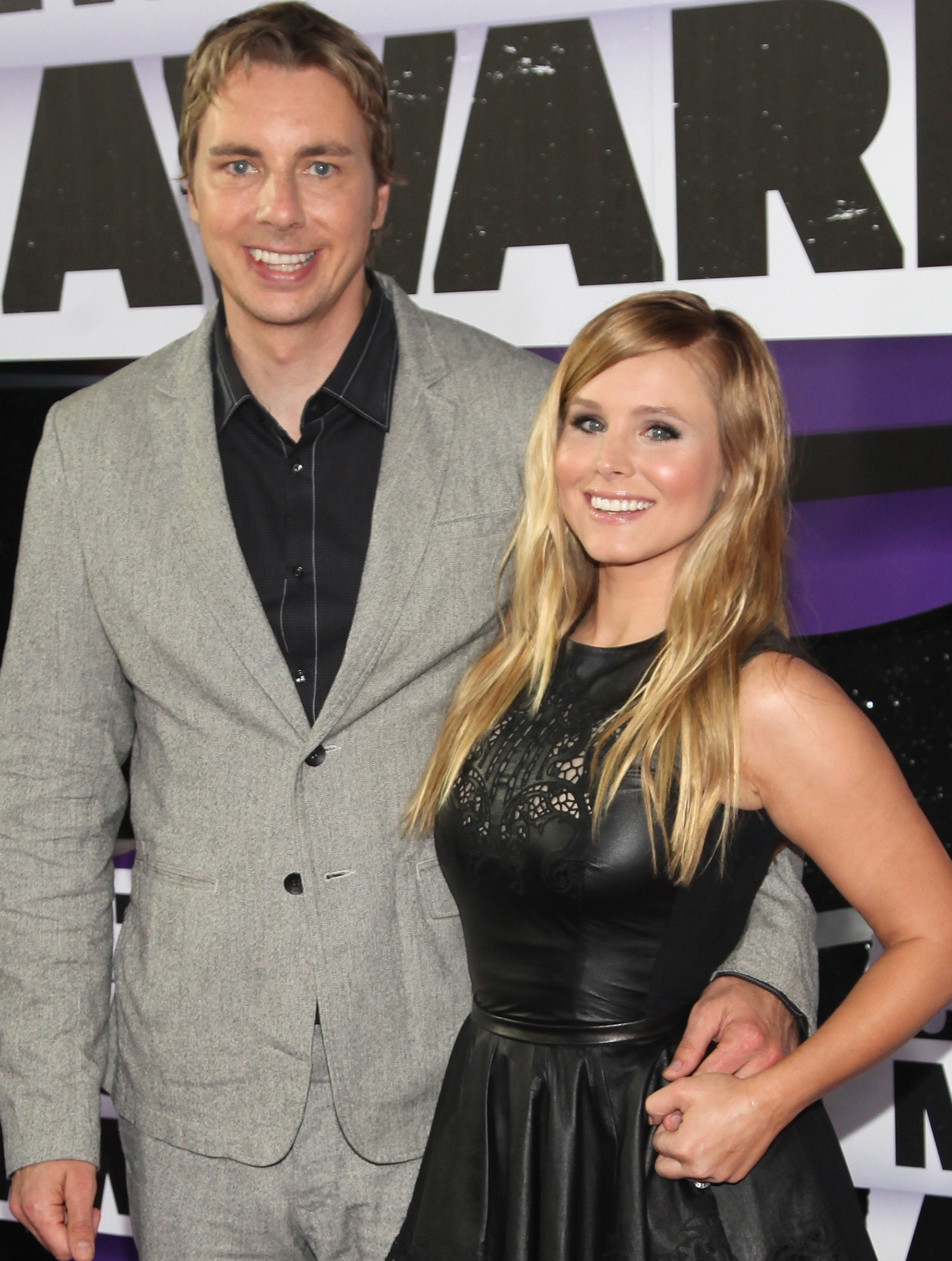 Dax Shephard and Kristen Bell (Getty Images)