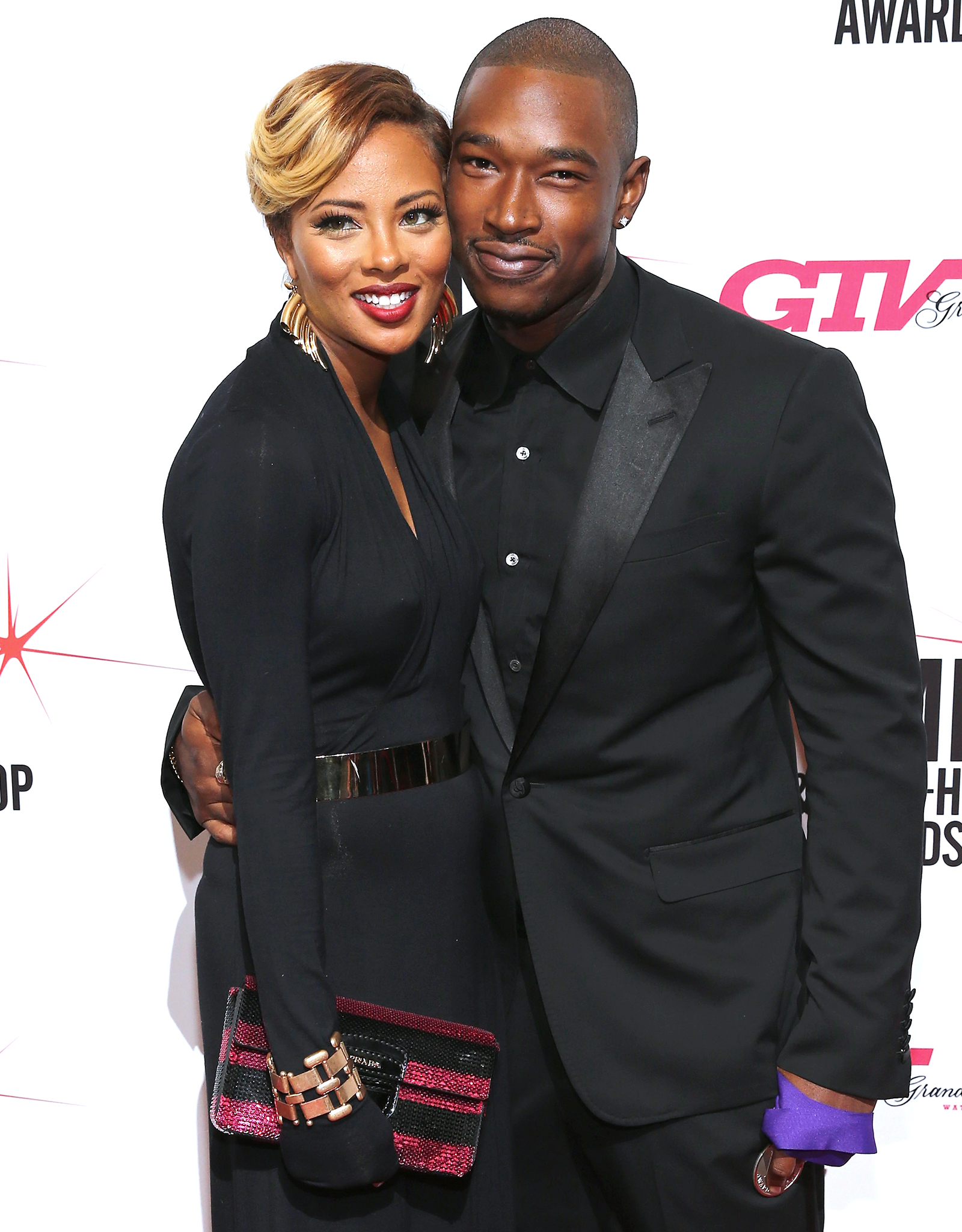 Eva Marcille and Kevin McCall (Getty)
