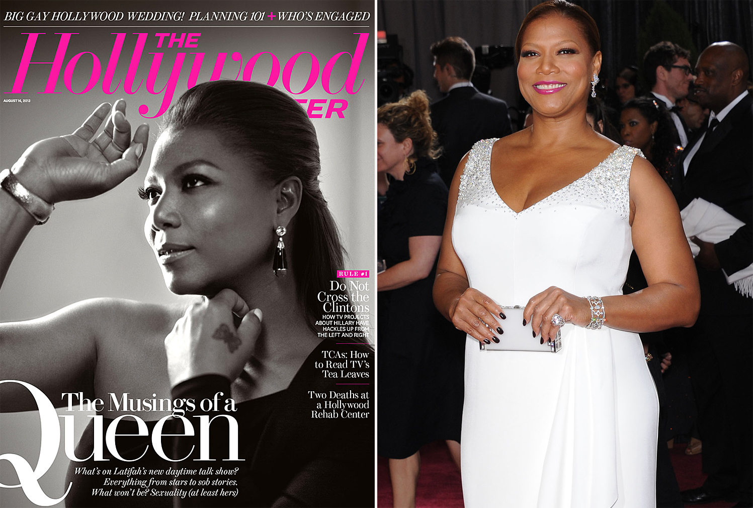 Queen Latifah (The Hollywood Reporter/WireImage)