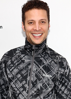 Justin Guarini (Getty Images)
