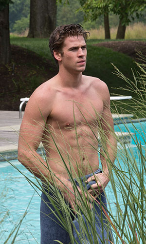 Liam Hemsworth in 'Paranoia' (Relativity)